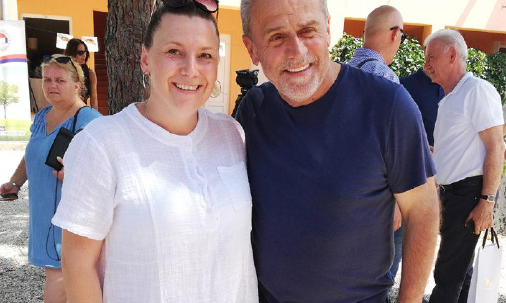 ODMARALIŠTE HCK NA VIRU U posjeti Milan Bandić