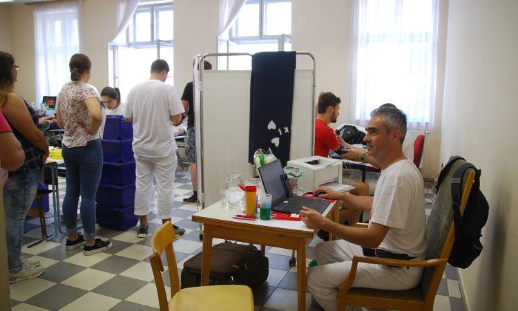 GD HCK PAKRAC Prikupljena 101 doza krvi