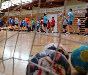 PALI U KAMP 2019 – Započeo 7. rukometni kamp za mlade