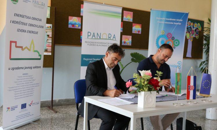 (PROMO) POČETNA KONFERENCIJA PROJEKTA Energetska obnova zgrade Osnovne škole Grigora Viteza Poljana