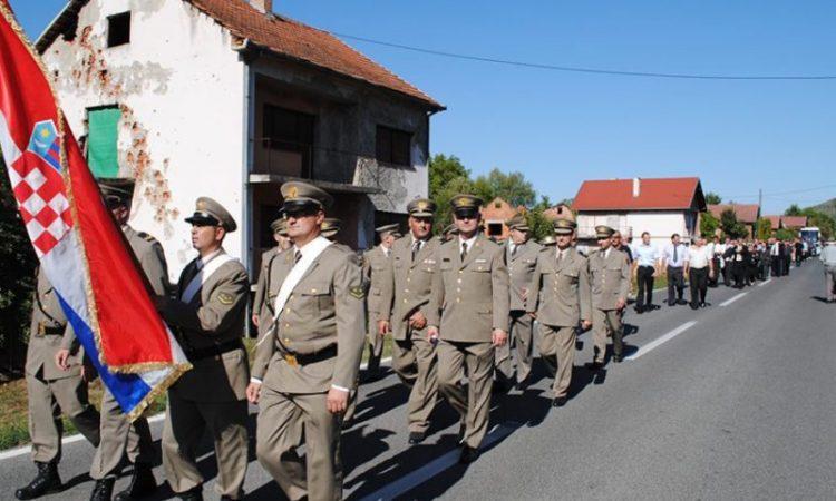 8. RUJNA Komemoracija u znak sjećanja na poginule Bjelovarčane