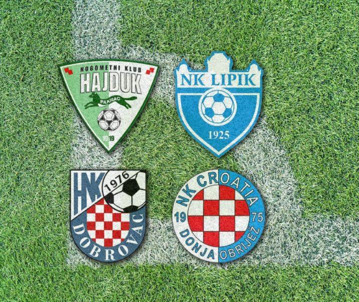 POČINJU NOGOMETNE LIGE Hajduk otvara u Požegi, Lipik čeka Slavonca