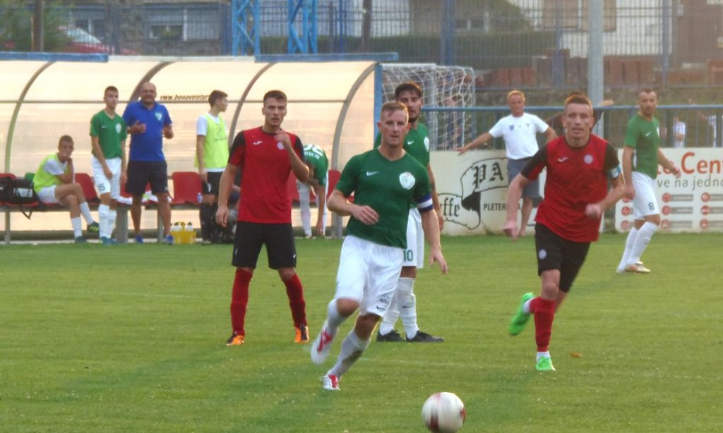 MŽNL SB-PŽ Hajduk sezonu otvorio porazom u Požegi