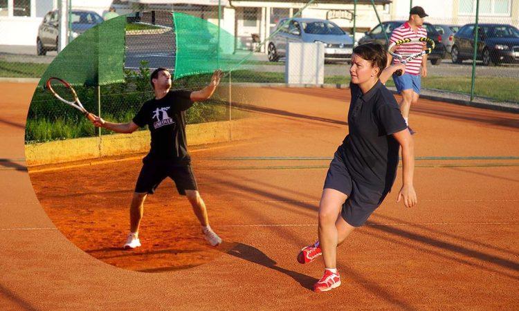 ZELENO SVJETLO SPORTAŠIMA Tenisači u natjecanje, ostali samo na trening