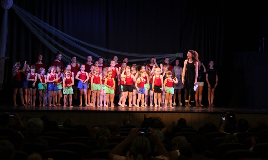 PLESNI KLUB DOLCE Počinje plesna sezona i upisi novih članova