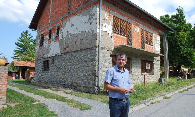 VIJEĆE SRPSKE NACIONALNE MANJINE Kupili kuću za potrebe srpske zajednice