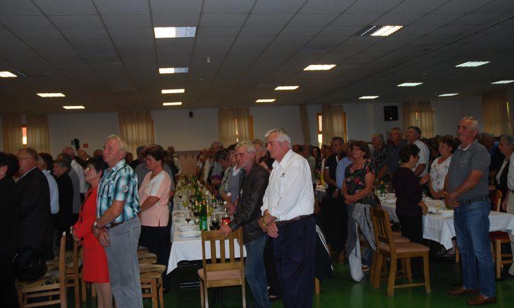 VSNM GRADA PAKRACA Obilježili blagdan Male Gospojine