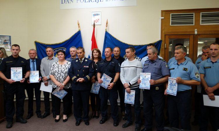 DAN POLICIJE Priznanje i Pakračkom listu