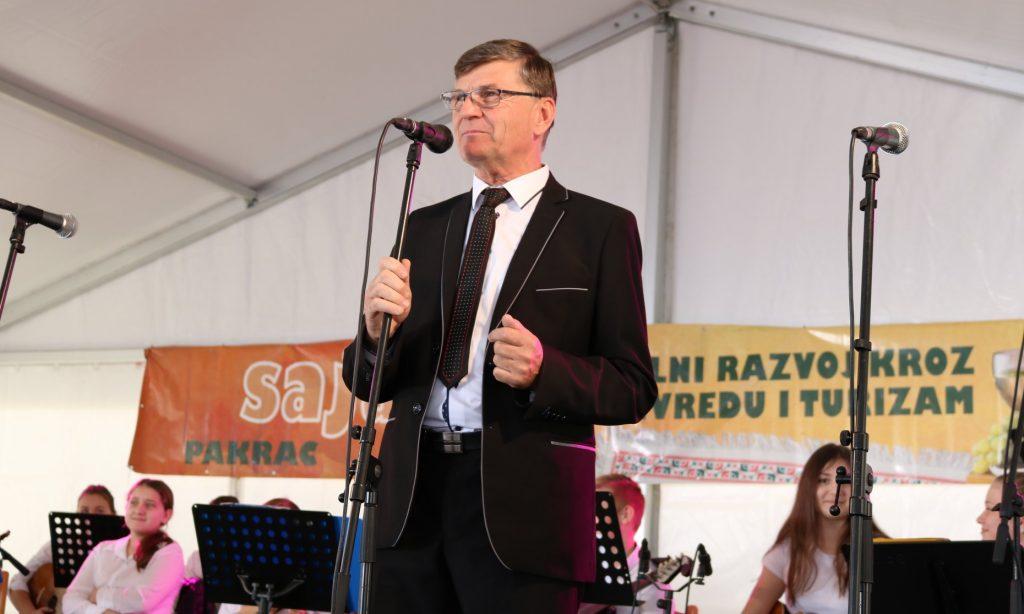 RAJMUND BRADIK, NAJČEŠĆI GOST IZ SLOVAČKE Veliki ljubitelj Hrvatske i Pakraca