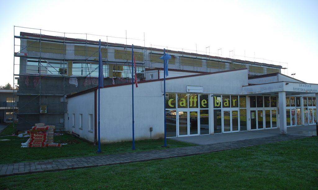 ZBOG ENERGETSKE OBNOVE Od ponedjeljka zatvorena sportska dvorana