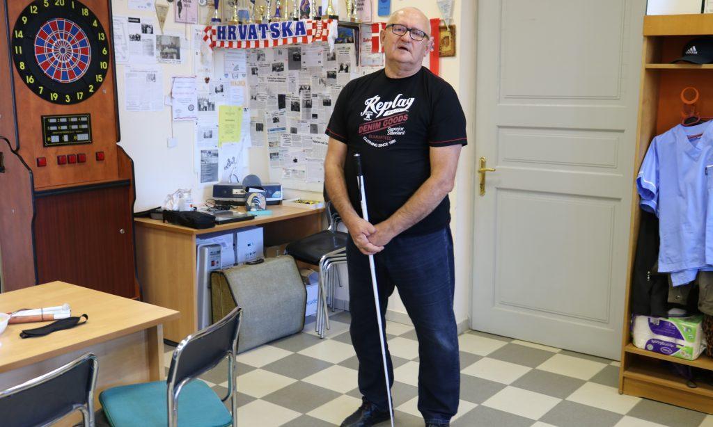 DAN BIJELOG ŠTAPA Ustrajati na poboljšanju statusa slijepih osoba