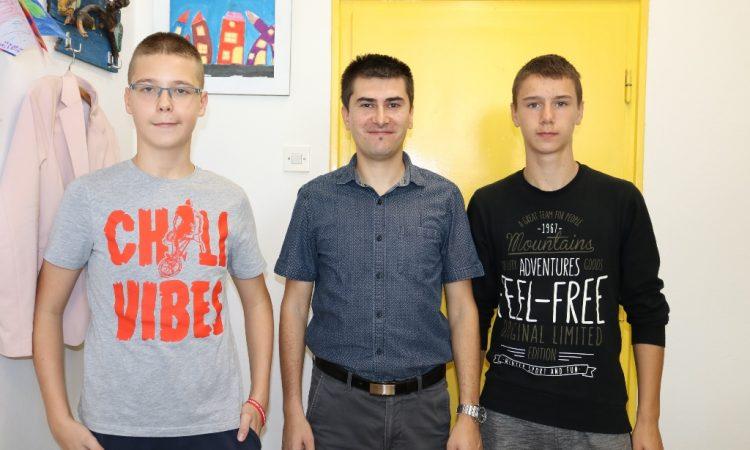 PAKRAČKI OSMAŠI Uspješni na Europskom regionalnom natjecanju iz robotike