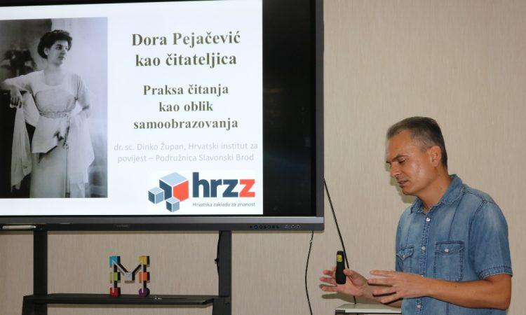 GRADSKA KNJIŽNICA PAKRAC Predstavljen dnevnik čitanja skladateljice Dore Pejačević