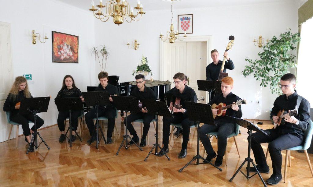 OGŠ PAKRAC Domaćin 1. Međužupanijske smotre komornih sastava Slavonije i Baranje