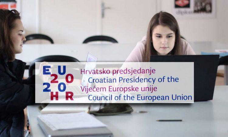 IVA, ČESTITAMO! Predstavljen logotip uz koji će Hrvatska predsjedati Vijećem Europske unije