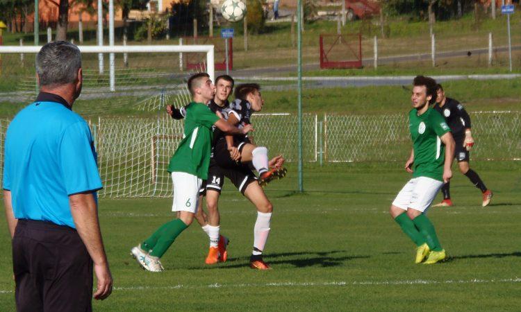 MŽNL BROD-POŽEGA Prepolovljeni Hajduk slavio protiv Omladinca