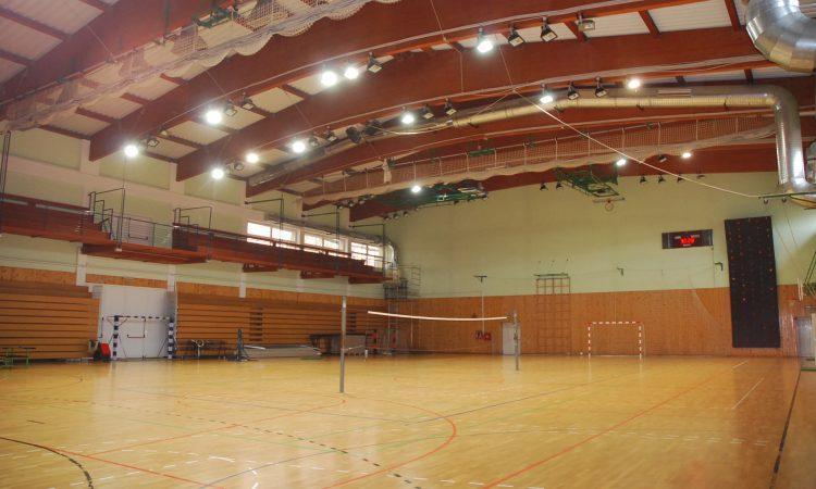 DOBRA VIJEST ZA UČENIKE I SPORTAŠE Sportska dvorana ponovo u upotrebi