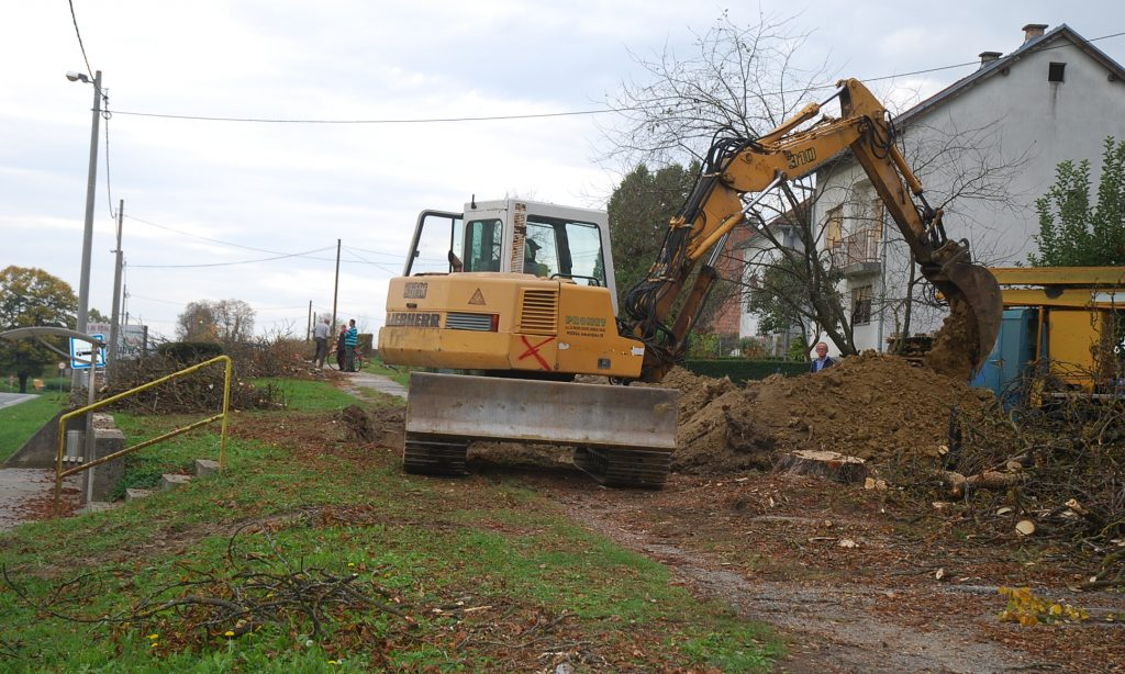 ALEJA KESTENOVA Započela modernizacija i zadnje dionice