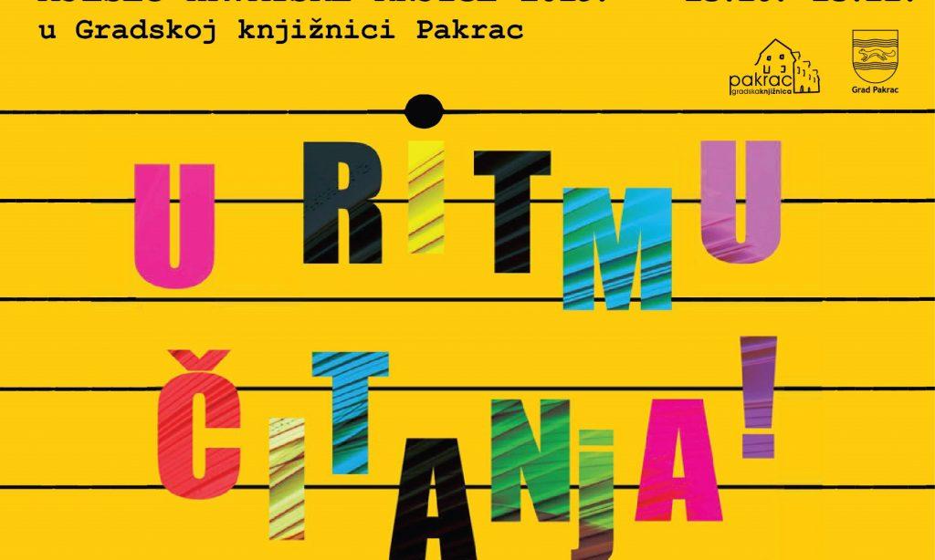 GRADSKA KNJIŽNICA PAKRAC Obilježavanje Mjeseca hrvatske knjige