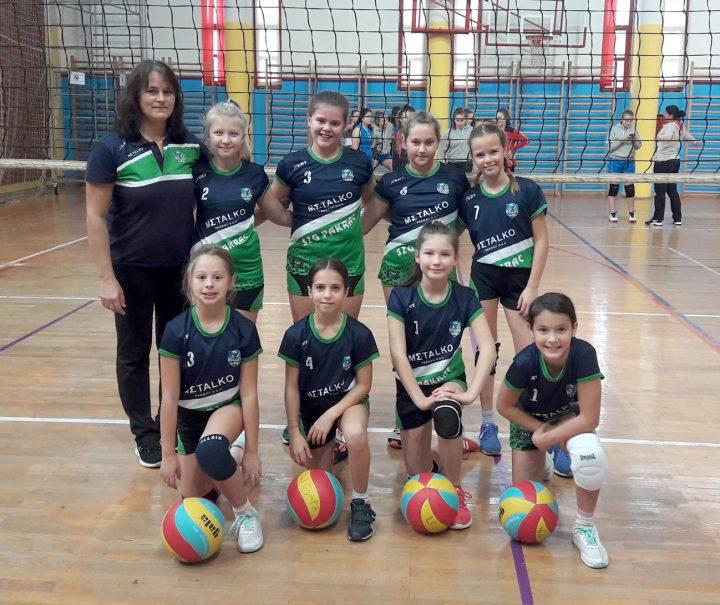 ODBOJKA Poraz seniorki u Vrbovcu, s natjecanjem krenuli mlađi uzrasti