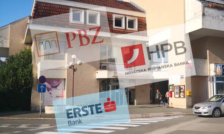 PRSTI BANKARA U NAŠIM DŽEPOVIMA U Pakracu podizanje gotovine još uvijek besplatno
