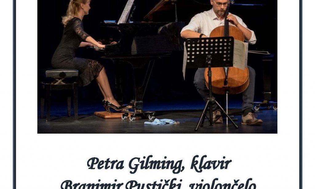 OGŠ PAKRAC Koncert Branimira Pustičkog i Petre Gilming