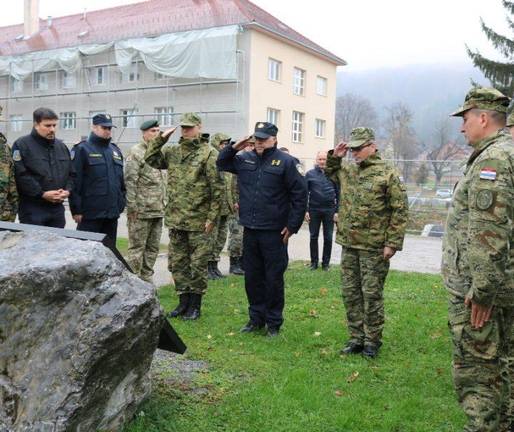 U SKLOPU NASTAVNOG PROGRAMA Polaznici Ratne škole posjetili Pakrac