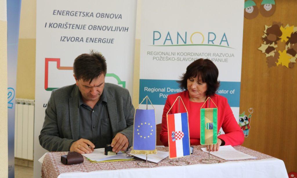 (PROMO) POČETNA KONFERENCIJA PROJEKTA ENERGETSKE OBNOVE PODRUČNE ŠKOLE BADLJEVINA Za obnovu 1,3 milijuna kuna