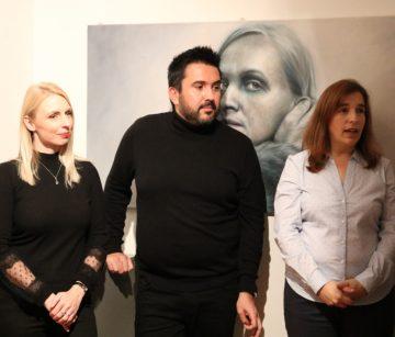 OTVORENA IZLOŽBA EUGENA VARZIĆA Impresivni prikaz emocija kroz portrete