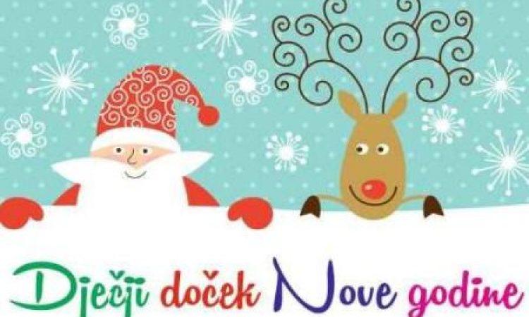 U DVORIŠTU KURIJE JANKOVIĆ Ne propustite dječji doček Nove godine!