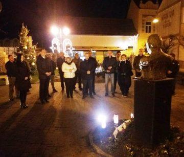 GO HDZ PAKRAC Obilježena godišnjica smrti prvog hrvatskog predsjednika