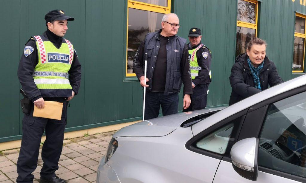 MEĐUNARODNI DAN OSOBA S INVALIDITETOM Pojačani nadzor korištenja parkirališnih mjesta za invalide