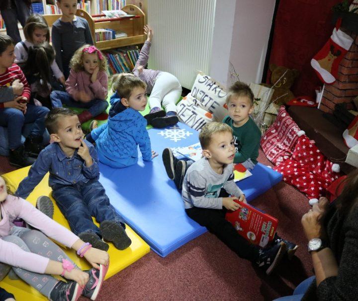 PRIČOM KROZ ADVENT Predbožićno veselje uz priču