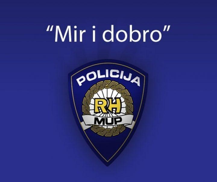 """AKCIJA MUP-a """"MIR I DOBRO"""" Oprezno s pirotehnikom!"""