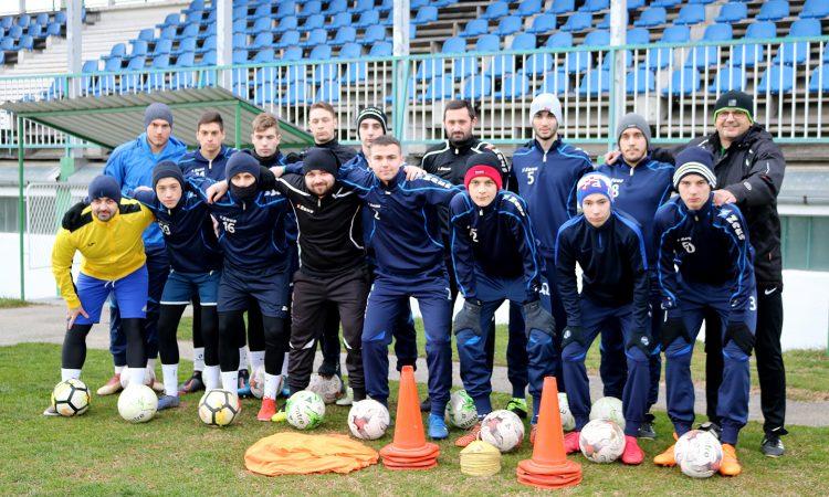 NOGOMET Hajdukovci započeli zimske pripreme
