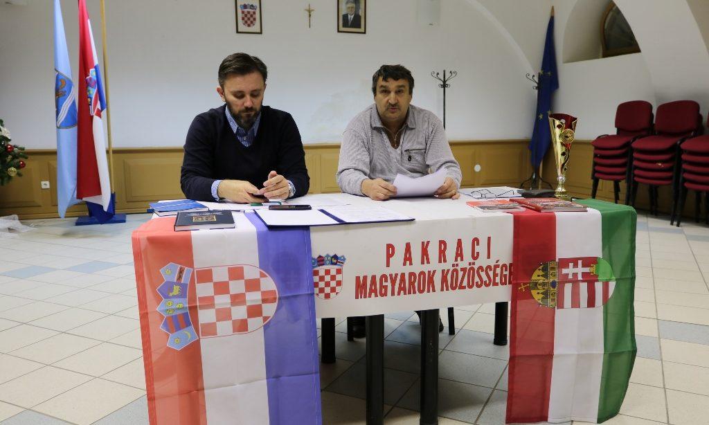 IZBORNA SKUPŠTINA DRUŠTVA MAĐARA PAKRAC Josip Fa ponovo predsjednik
