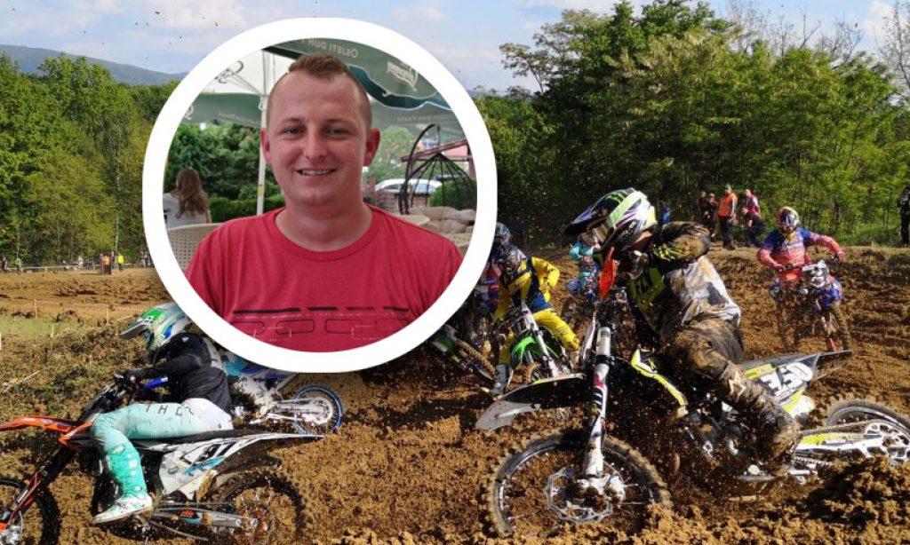 ODLIČNA PRILIKA ZA VOZAČE AMATERE Osnovana Slavonska motocross liga