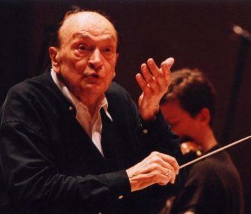U SPOMEN NA MAESTRA MILANA HORVATA, ROĐENOG PAKRAČANA Otkrivanje spomen – ploče u čast velikog dirigenta i glazbenika