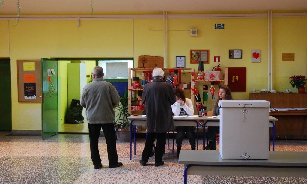 PREDSJEDNIČKI IZBORI Na istim biračkim mjestima