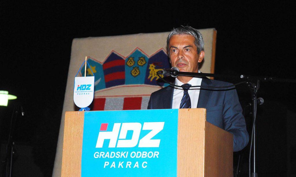 IZBORI U HDZ-U Počeo postupak kandidiranja