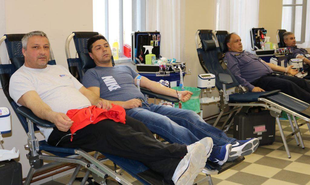U ponedjeljak u Pakracu darivanje krvi
