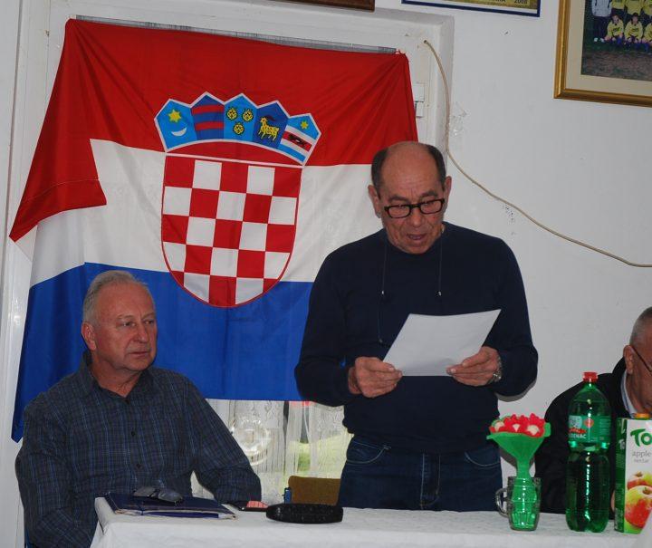 """SKUPŠTINA NK """"SLAVONIJA""""  Zvonko Martinović novi predsjednik"""