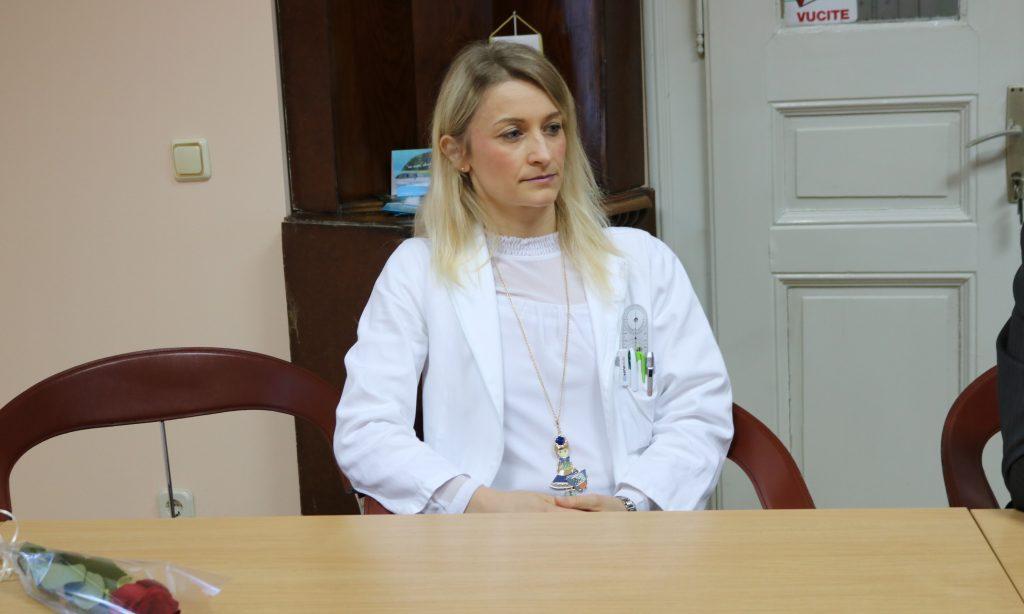 LIPIČKE TERME  Liječnica Lana Bobić Lucić postala doktorica znanosti