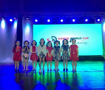 PLESNI KLUB DOLCE Uspješan vikend u Požegi