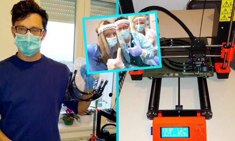 3D SOLIDARNOST IZ PAKRACA Arbanasovi viziri za zdravstvene djelatnike