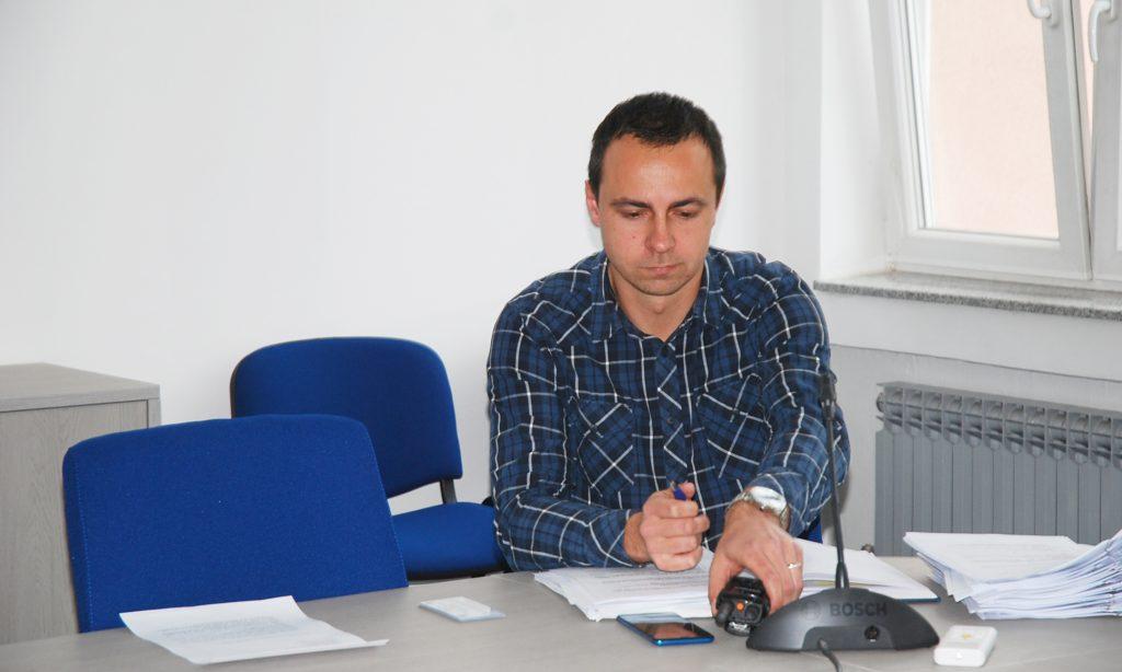 MARIJAN ŠIRAC, NAČELNIK STOŽERA CZ GRADA PAKRACA  Najvažnije je da građani shvate ozbiljnost situacije