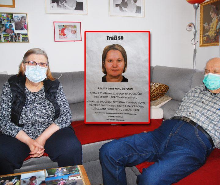 Za nestanak Renate Gillibrand (Glumbić) iz Prekopakre majka optužuje njenog supruga iz Londona