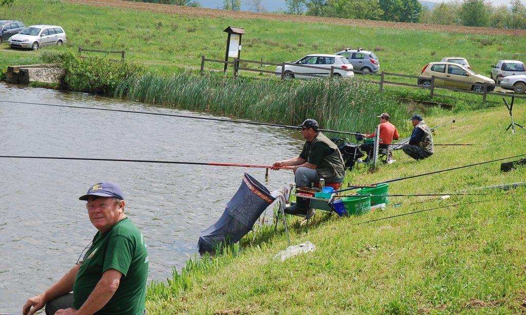 Ribičima odobren ribolov