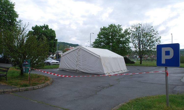 NORMALIZACIJA ZDRAVSTVENOG SUSTAVA: Svaki dolazak u bolnicu počinje u šatoru