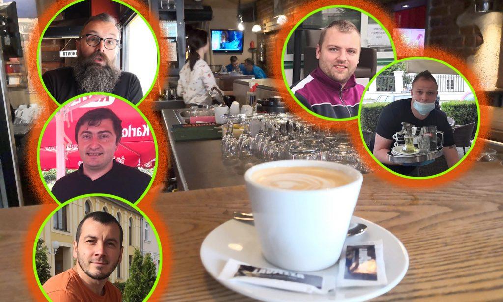 OTVORENI KAFIĆI Umjesto turske kave, opet ispijamo espresso